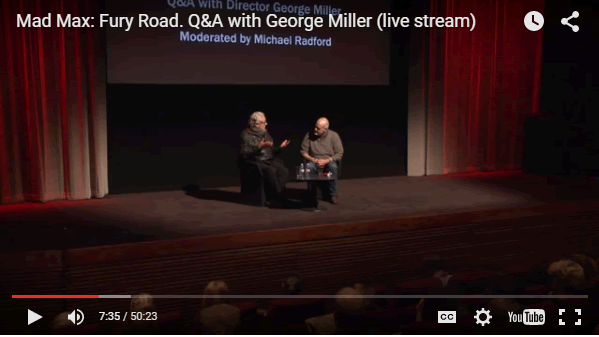 george miller screenshot
